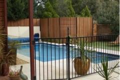 Aluminium & Steel Pool Fencing