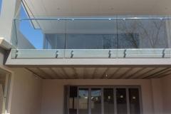 External Glass Balustrading