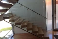 Internal Glass Balustrading