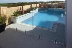 Frameless Glass Pool Fencing