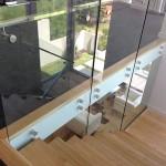 Internal Glass Balustrading in Perth WA