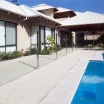Semi Frameless Glass Pool Fencing Perth