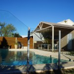 Semi Frameless Glass Pool Fencing - Perth WA